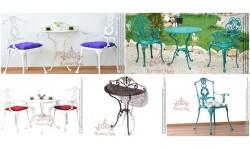 Hogyan történik a kerti bútor karbantartása?