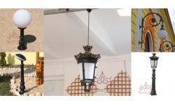 Hangulatvilágítás állólámpák és falikarok fényével