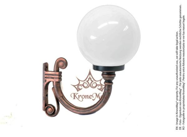 Köztéri Falikar, Lámpa LG105.G250