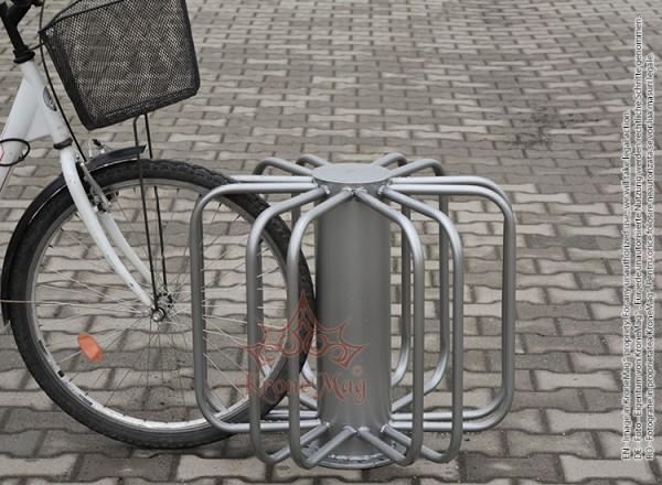 Kültéri Utcai Kerékpártároló STAND-6