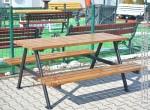 Pad-Asztal Garnitúra, Készlet BRATISLAVA-OR