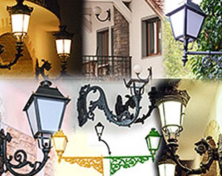 Díszvilágítási Fali Lámpák
