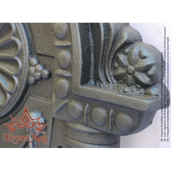 Kerti,Közkerti Öntöttvas Falikút 607