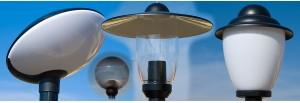 Kültéri Kerti Lámpatestek  (4)
