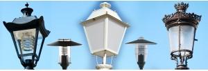 Kandeláber Lámpafejek, Búra Lámpatestek (12)