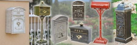Kültéri Kerités, Kapu, Fali, Álló Postaládák