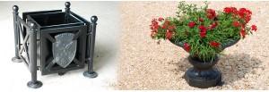 Virágládák, Virágtartók, Növénytartók, Planténerek (12)