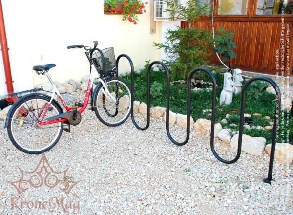 Kültéri Kerékpártartó BIKE-PORT CHELSEA-11