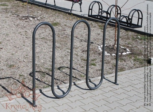 Kültéri Kerékpártartó BIKE-PORT CHELSEA-7